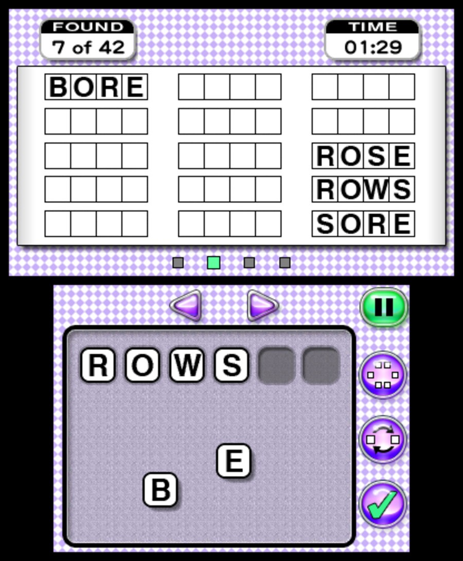 Crosswords Plus Screenshot