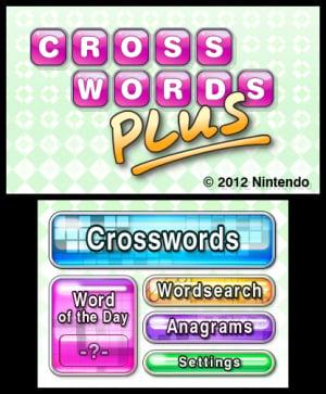 Crosswords Plus Review - Screenshot 3 of 3