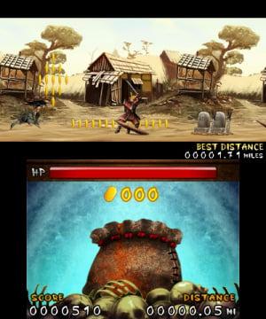 Samurai G Review - Screenshot 3 of 3