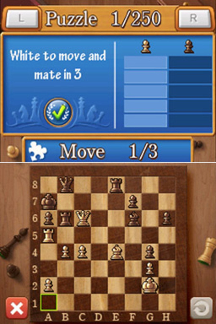 Academy: Chess Puzzles Screenshot