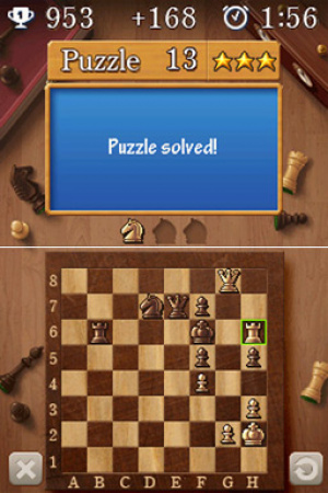 Academy: Chess Puzzles Review - Screenshot 1 of 2