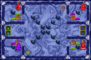 Robot Rescue 2 Screenshot