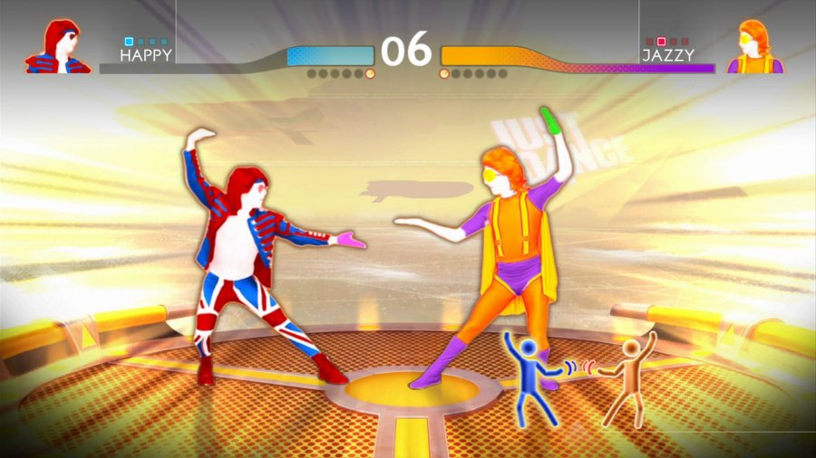 Just Dance 4 Review - Screenshot 1 of 3