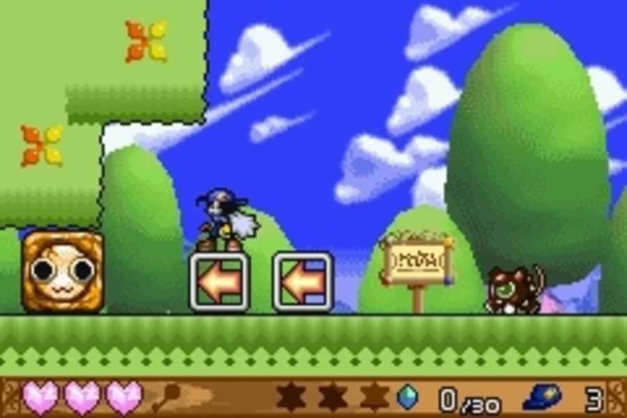Klonoa: Empire of Dreams Screenshot