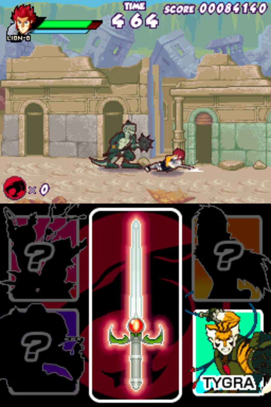 Thundercats Screenshot