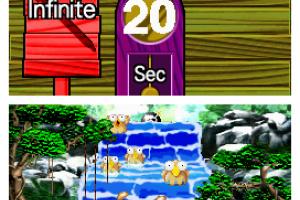 Point Blank DS Screenshot