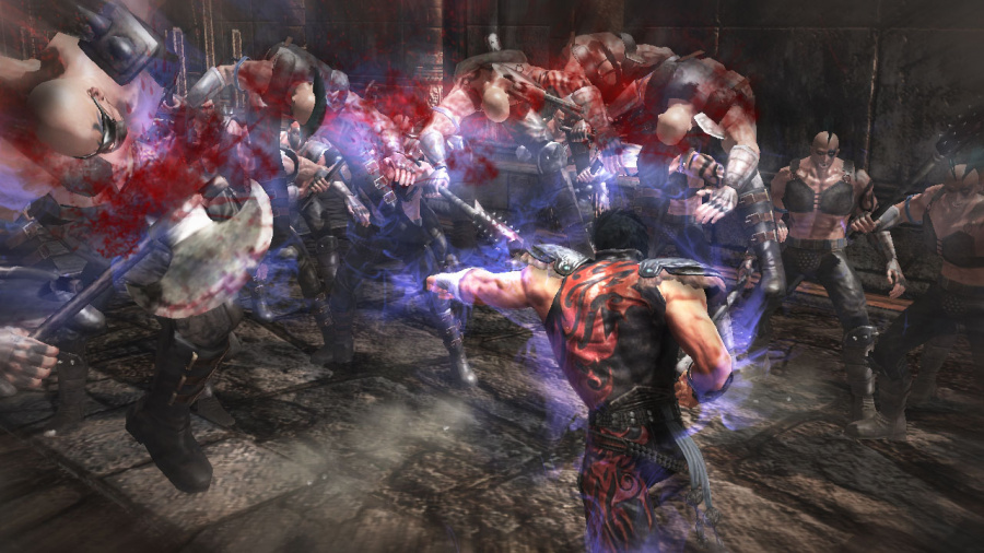 Fist of the North Star: Ken's Rage 2 Review - Screenshot 3 of 4