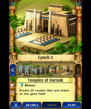 Jewel Master: Cradle of Egypt 2 Review - Screenshot 2 of 4