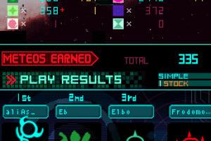 Meteos Screenshot