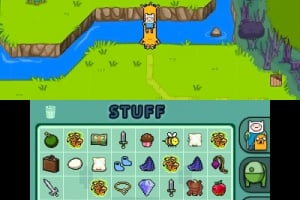 Adventure Time: Hey Ice King! Why'd You Steal Our Garbage?! Screenshot