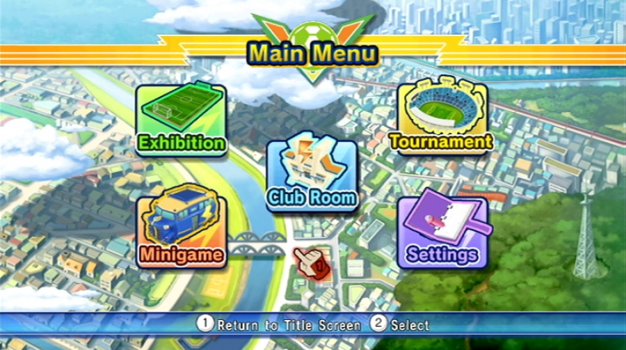 Inazuma Eleven Strikers Review - Screenshot 3 of 4