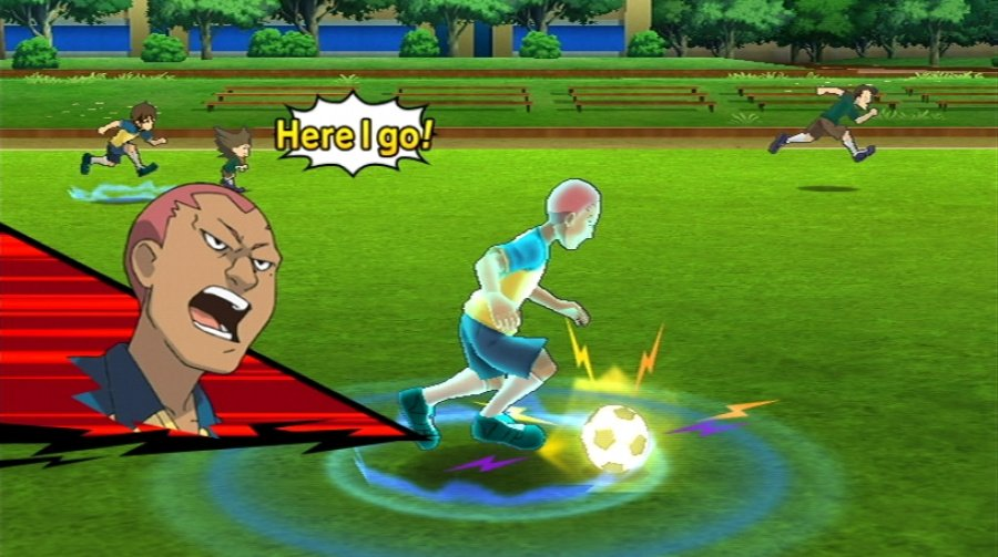 Inazuma Eleven Strikers Review - Screenshot 2 of 4
