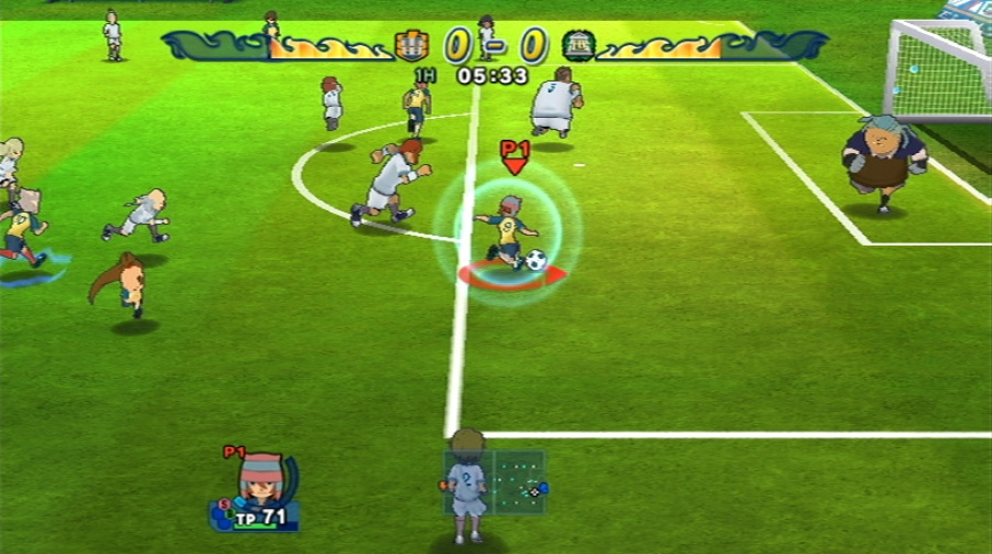 Inazuma Eleven Strikers Review - Screenshot 1 of 4