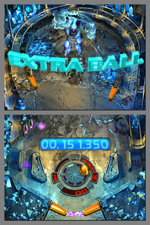 Metroid Prime Pinball Review - Screenshot 2 of 3