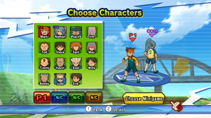 Inazuma Eleven Strikers Review - Screenshot 4 of 4