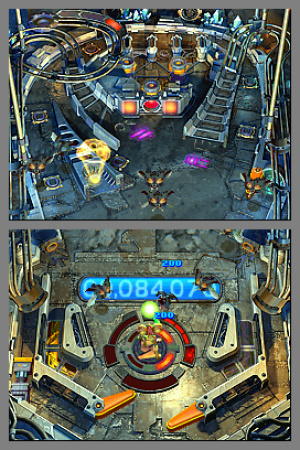 Metroid Prime Pinball Review - Screenshot 1 of 3