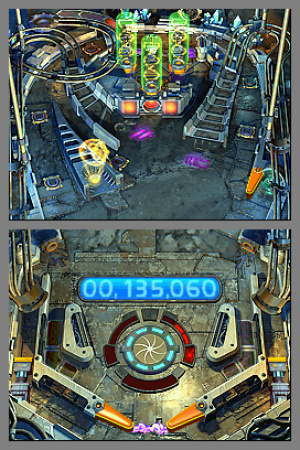 Metroid Prime Pinball Review - Screenshot 1 of 3
