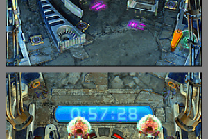 Metroid Prime Pinball Screenshot