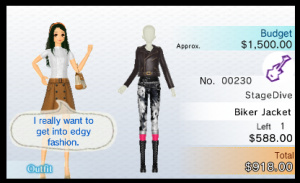 Nintendo presents: New Style Boutique Review - Screenshot 4 of 8