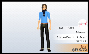 Nintendo presents: New Style Boutique Review - Screenshot 7 of 8
