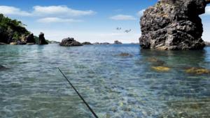Reel Fishing Ocean Challenge Review - Screenshot 2 of 3