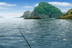 Reel Fishing Ocean Challenge Screenshot