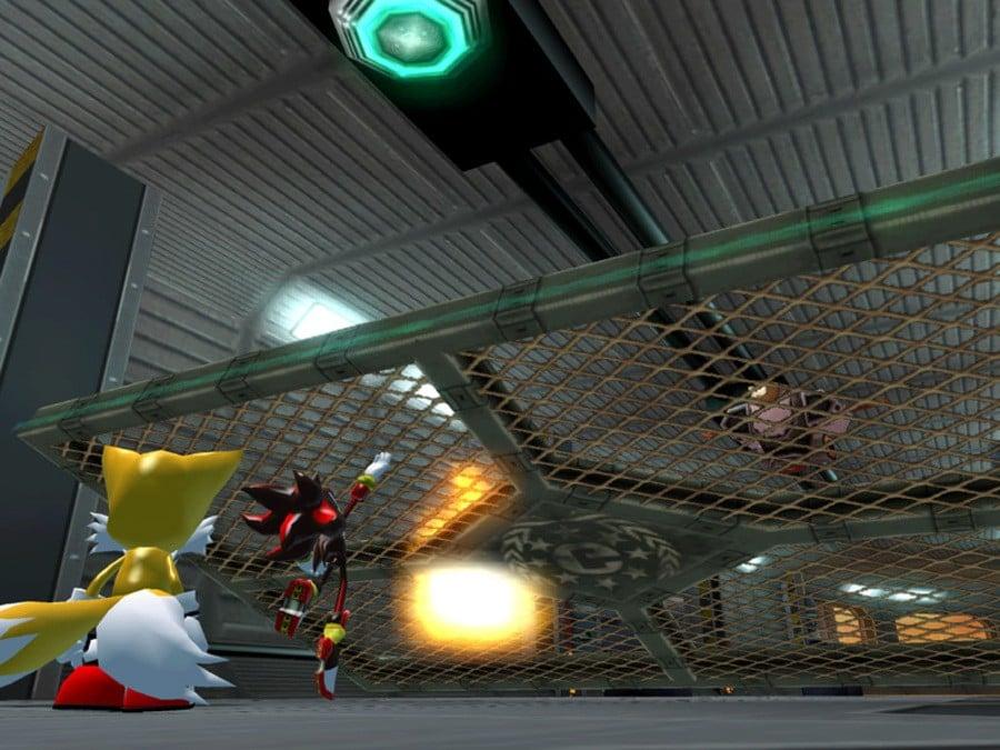 Shadow The Hedgehog Screenshot