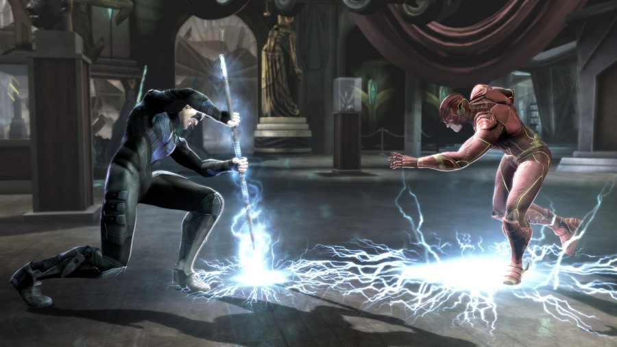 Injustice: Gods Among Us Review - Screenshot 4 of 6