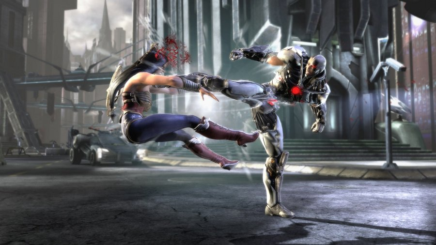 Injustice: Gods Among Us Review - Screenshot 1 of 6