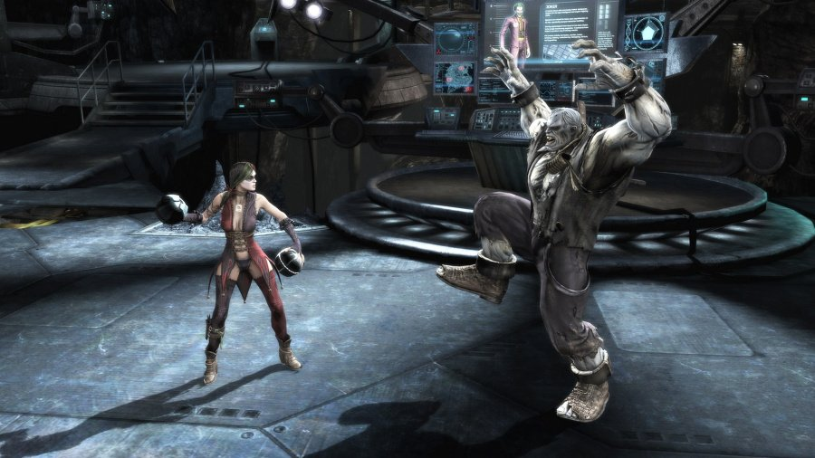 Injustice: Gods Among Us Review - Screenshot 5 of 6