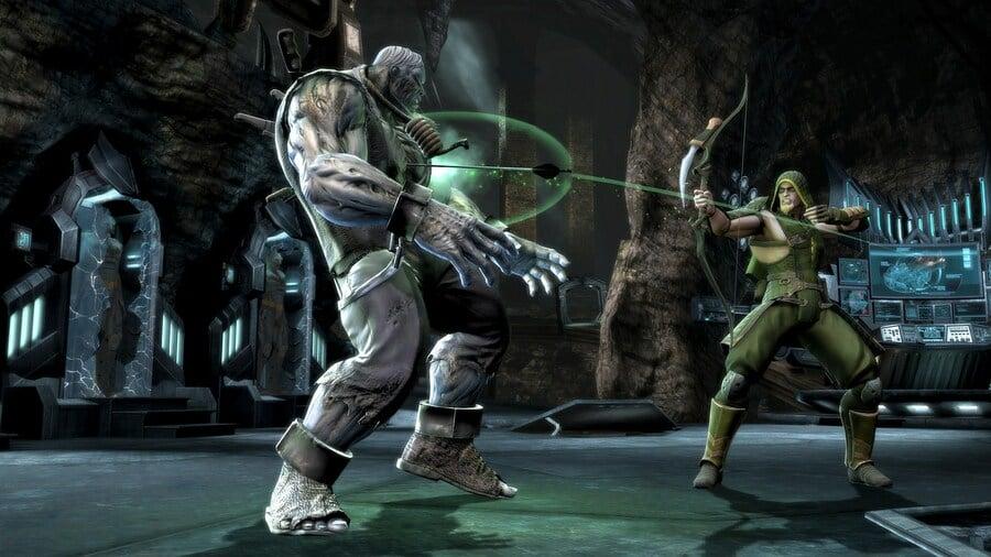 Injustice: Gods Among Us Screenshot