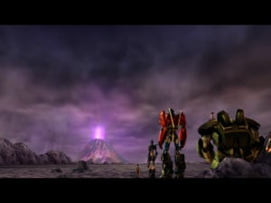 Transformers Prime Review - Screenshot 2 of 4