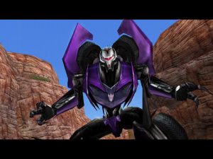 Transformers Prime Review - Screenshot 3 of 4