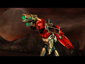 Transformers Prime Review - Screenshot 1 of 4