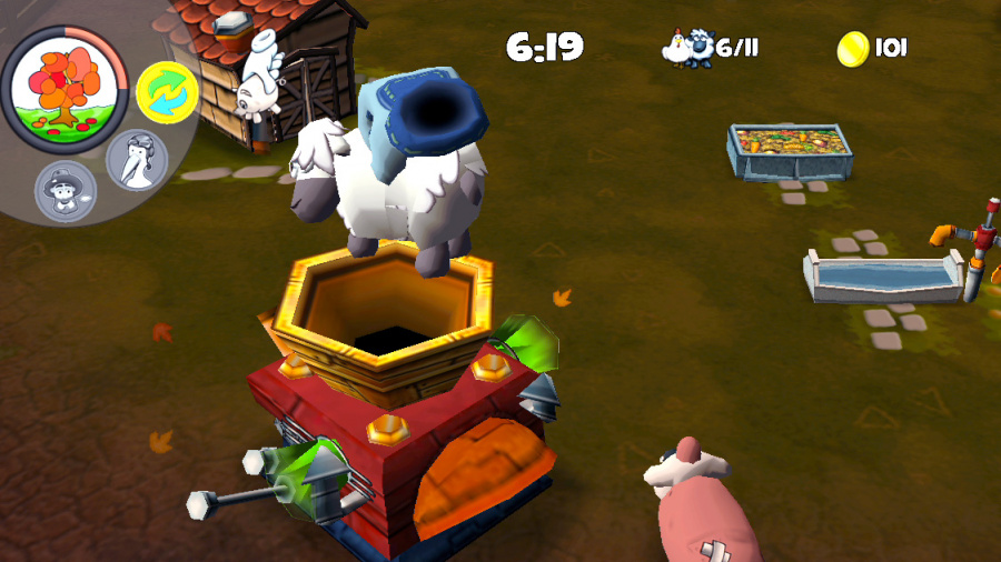 Funky Barn Review - Screenshot 1 of 4