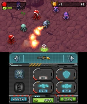 Monster Shooter Review - Screenshot 2 of 4