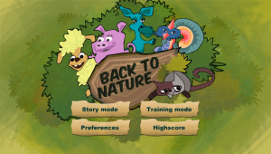 Back To Nature Review - Screenshot 1 of 4