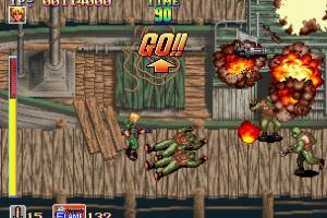 Shock Troopers Screenshot