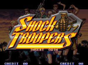 Shock Troopers Review - Screenshot 3 of 4