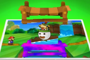Paper Mario: Sticker Star Screenshot