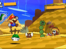Paper Mario: Sticker Star Screenshot