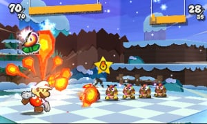 Paper Mario: Sticker Star Review - Screenshot 2 of 4