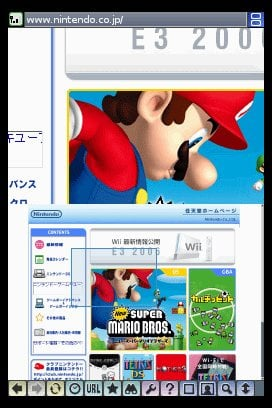 Opera Web Browser Screenshot