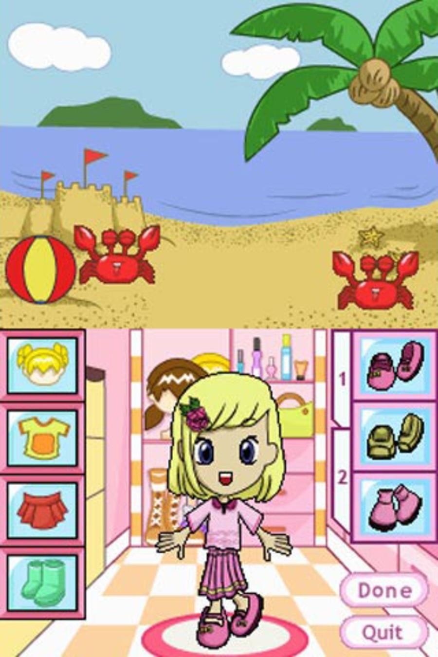 Smart Girl's Playhouse Mini Screenshot