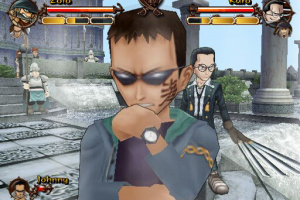 One Piece Grand Adventure Screenshot