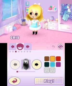 Dress To Play: Cute Witches! Review - Screenshot 2 of 4