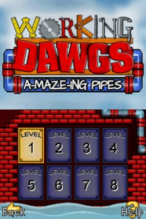 Working Dawgs: A-Maze-ing Pipes Review - Screenshot 1 of 2