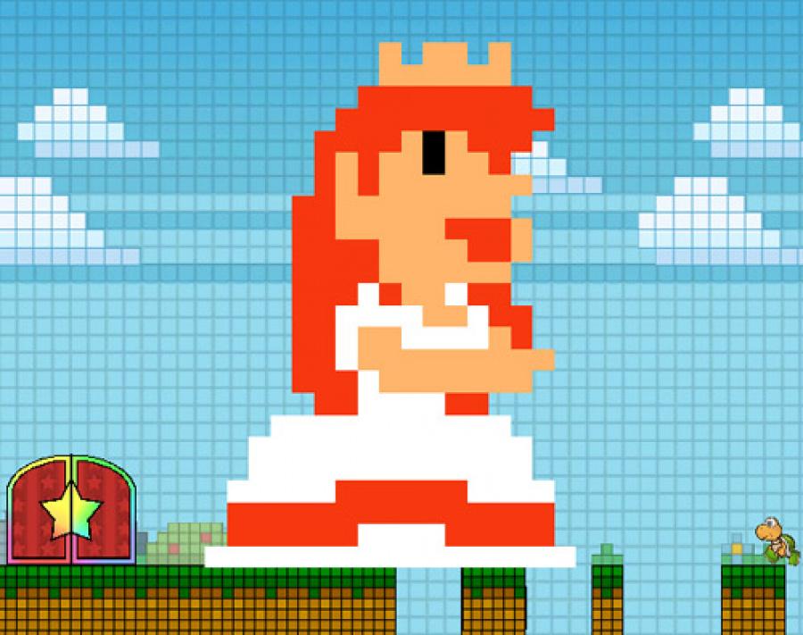 Super Paper Mario Review - Screenshot 6 of 6