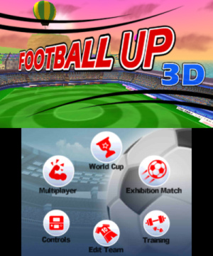 Soccer Up 3D Review - Screenshot 3 of 6