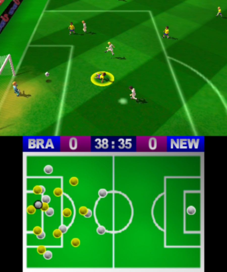 Soccer Up 3D Screenshot